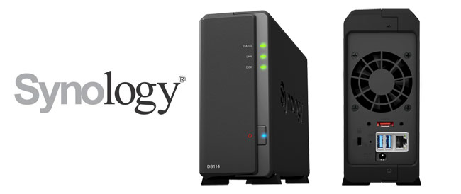 Distribuidores Synology